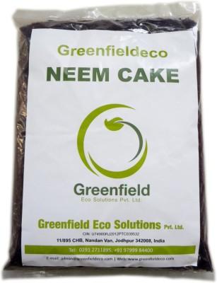 Greenfieldeco 100% Pure Organic Neem Cake Soil Manure