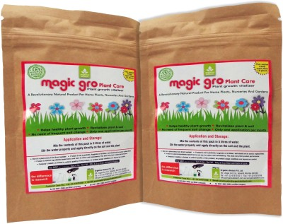 Magic gro Plant Care Organica Plant growth stimulator MGPC7 Soil Manure