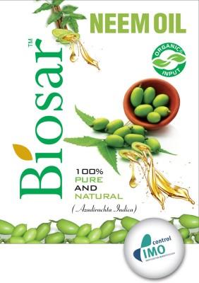 Biosar Neem Oil Soil Manure(100 ml Liquid)