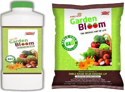 Parle Garden Bloom Liquid andGarden Bloom powder Soil Manure(250 ml Liquid)
