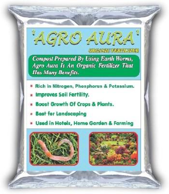 Agro Aura Organic Fertilizer 5 Kgs Soil Manure