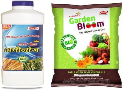 Parle Aminoz and Garden Bloom powder_2 Soil Manure(250 ml Liquid)