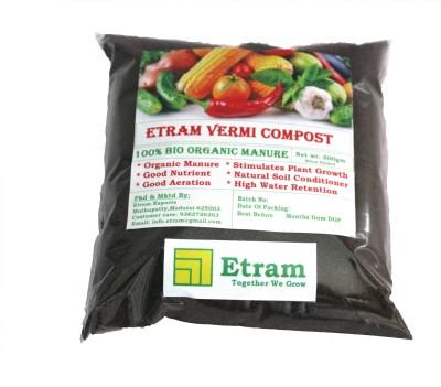 Etram Vermi Compost Soil Manure