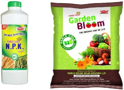 Parle Gold_N.P.KSpecial and Garden Bloom powder Soil Manure(250 ml Liquid)
