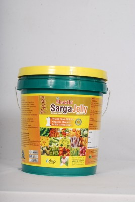 Shakthi Organic Manure Shakthi Sarga Jelly Soil Manure(1 kg Liquid)