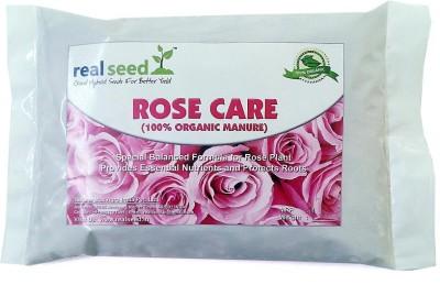 Real Seed Rose Care 100% Organic Soil Manure