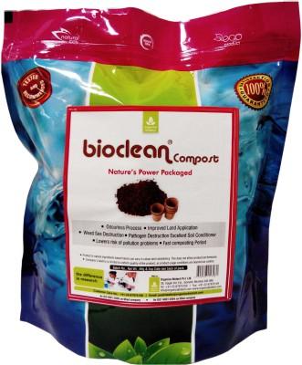 Bioclean Compost Organic Waste Converter Compost 2 Soil Manure
