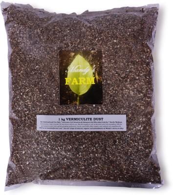 MandyS Farm Asbestos-Free, Non-Toxic Vermiculite Dust Soil Manure