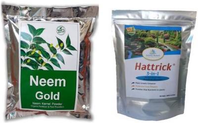 Casa De Amor Neem Gold and Hattrick Combo Soil Manure