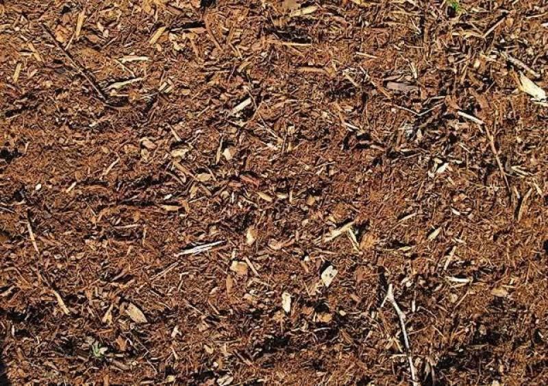 Amir Enterprises OGM01 Garden Mulch(Classic Black, Dark Brown 1 kg)