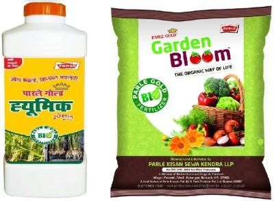 Parle Humic and Garden Bloom powder Soil Manure(250 ml Liquid)