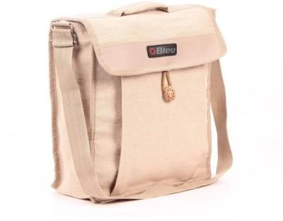 Bleu Jute (Fine Quality) Sling Bag Jute Laundry Bag