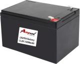 AMPTEK 12.8V 15000mAh LiFePo4 Battery Pa...