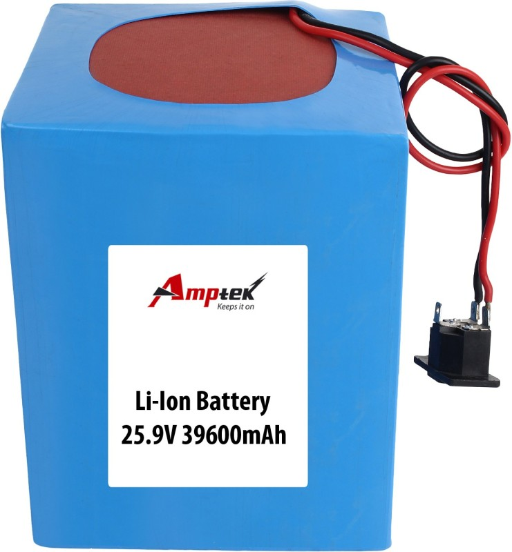 AMPTEK 25.9V 39600mAh Li-Ion Battery Pack(40A) Gel Solar Battery(25.9 V)