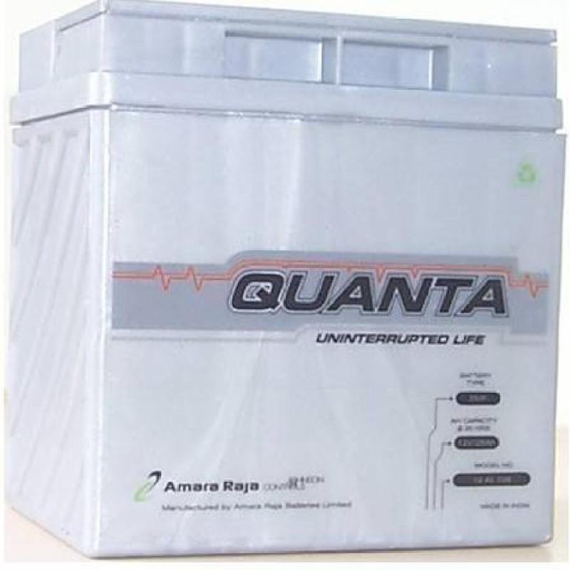 Quanta 12AL026 Gel Solar Battery(12 V)