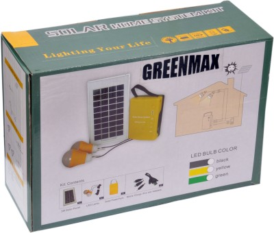 Greenmax SOLAR100KIT Flooded Solar Battery(6 V)