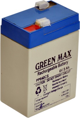 Greenmax 6v4.5ah Gel Solar Battery(6 V)