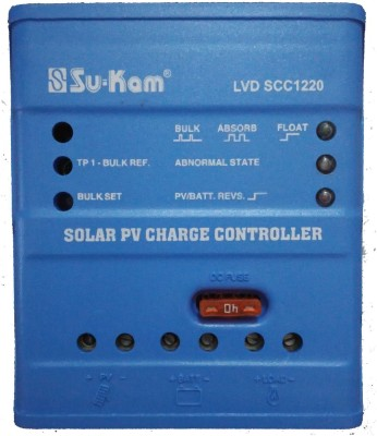 Su-Kam 12V/20Amp (scc1220) PWM Solar Charge Controller