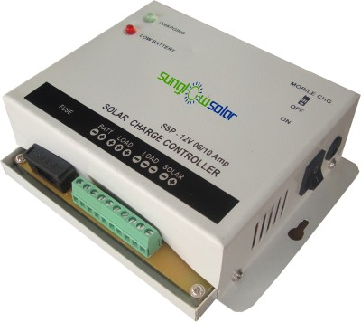 Sun Glow Solar SGCC-1206M PWM Solar Charge Controller