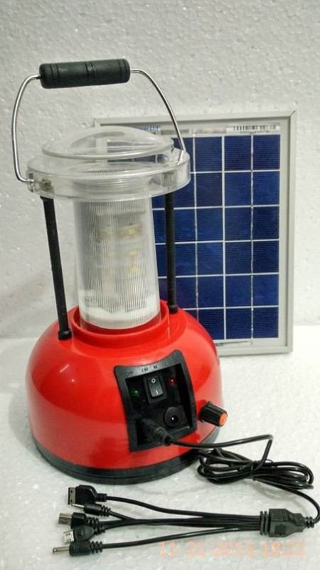 Atea Solar Light Set(Free Standing)