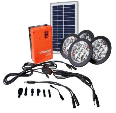 Barefoot Power VLP11SPP2LA1 Powapack 5W Solar Light Set