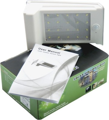 Jewelscart.in Motion Sensor outdoor Solar Light Set