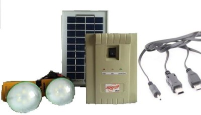 Madhuri Solar Mini Kiran (6 volt) Solar Light Set
