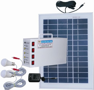 Perfect Power Solutions Solar Home Light 12 Volt Solar Light Set