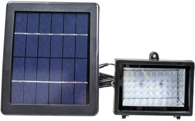 Quace 45 LED Waterproof Flood Solar Light Set(Floor Mounted)