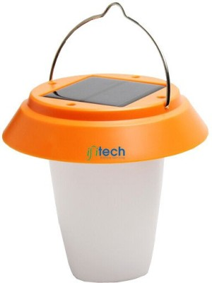 """IFITech IFITECHâ""""¢ PORTABLE LED SOLAR RECHARGEABLE CAMPING LANTERN LAMP WITH SOLAR AND MICRO USB CHARGING METHOD FOR INDOOR AND OUTDOOR USE Solar Light Set(Free Standing)"""