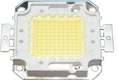 MTS Pack of 02 - 100W COB LED Chip Solar Light Set(Free Standing Pack of 2)
