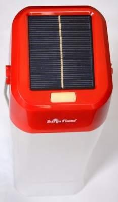 Surya Flame Solar Light Set