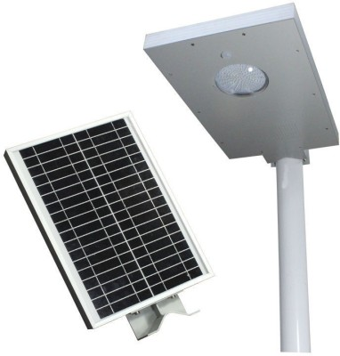 Solar Universe 12W All in One Solar Streetlight Solar Light Set(Wall Mounted Pack of 1)