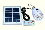 JaiLux LED SOLAR LAMP, POWER BANK WITH R...