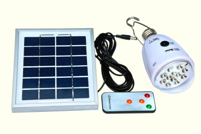JaiLux LED SOLAR LAMP, POWER BANK WITH REMOTE Solar Light Set