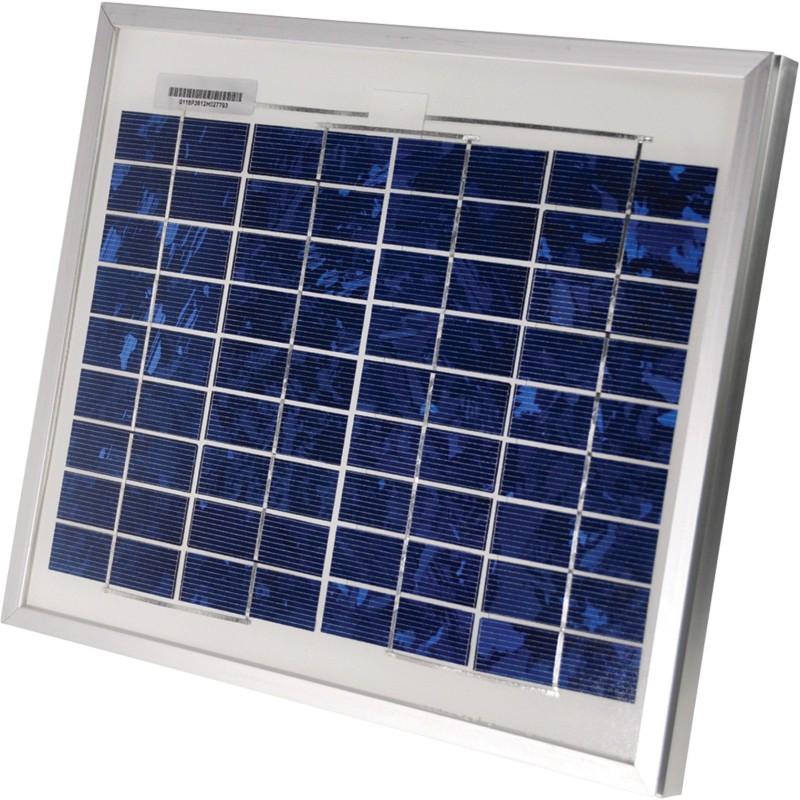 Maharishi Solar 10 Watt Solar Panel