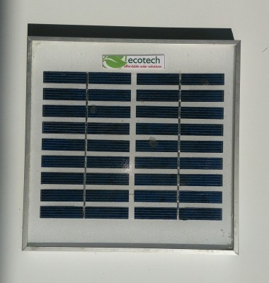 Ecotech sp-3-6 Solar Panel