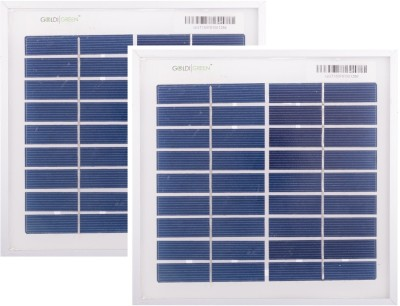 Goldi Green 6watt Solar Panel