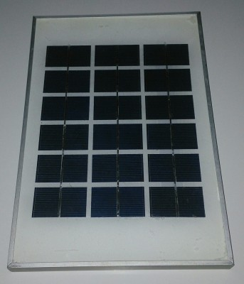 Ecotech sp-12 v 10 watt Solar Panel