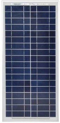 LV SOLAR LV20W12V Solar Panel
