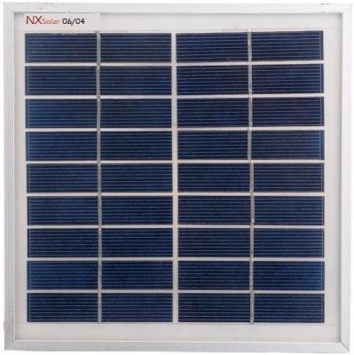 NX Solar 4W-6V Solar Panel