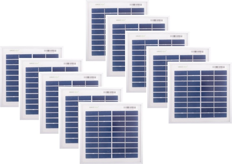 Goldi Green 3Watt Solar Panel