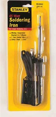 Stanley 69-031B 30 W Soldering Iron(Round Tip)