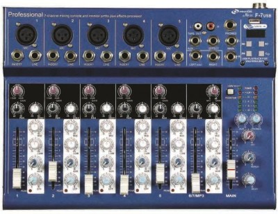 Nx Audio F7USB Analog Sound Mixer