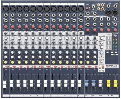 Soundcraft EFX12 Analog Sound Mixer