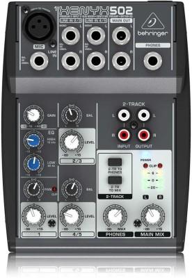 Behringer Xenyx 502 Analog Sound Mixer