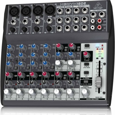 Behringer Xenyx 1202 Analog Sound Mixer