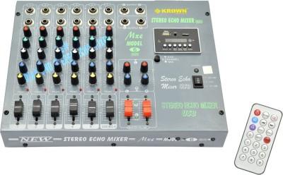 Krown Mixer-KSEM-6USB Analog Sound Mixer
