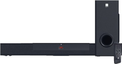 iBall Sound Bar B3 Bluetooth Laptop/Desktop Speaker(Black, 2.1 Channel)