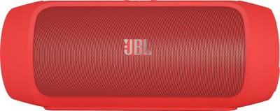 JBL charge 2 plus-Red Portable Bluetooth Mobile/Tablet Speaker